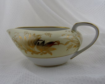 Noritake China Creamer from the Bliss Collection