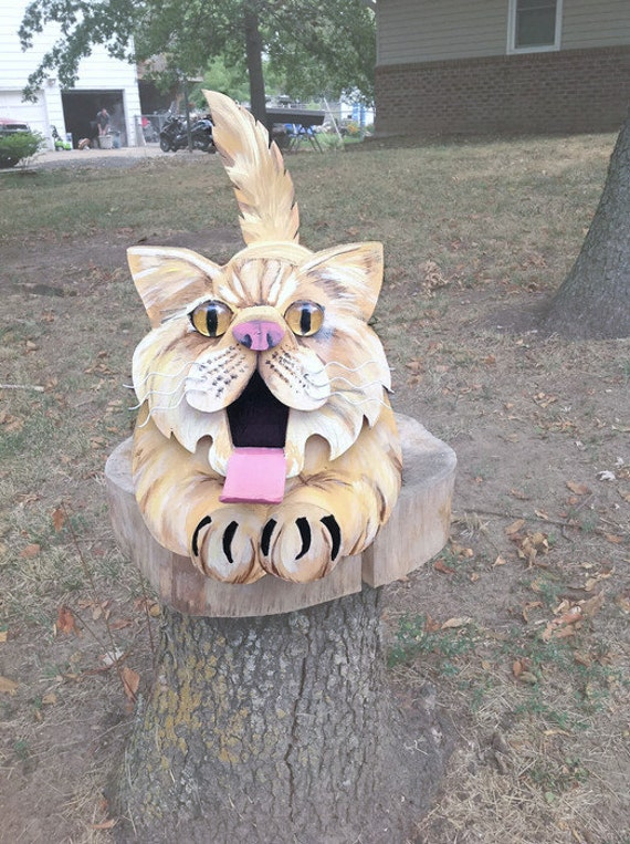 Cat's Meow Mailbox