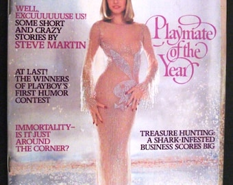 Playboy Magazine June 1979