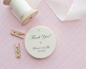 Gift Tags-Wedding Favors-Bridal Shower favors-Candy Bar Tags-Wedding Thank you Tags-Thank You Tags-Set of 40