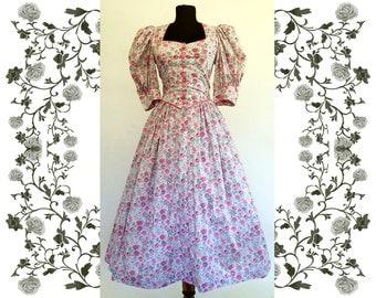 """Vintage """"Chiemseer Dirndl & Tracht"""" Dirndl Dress"""