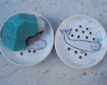 whale of a soap dish