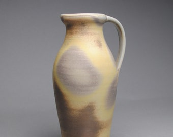 Clay Pitcher Wood Fired B54