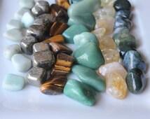 BUSINESS PROSPERITY / Manifesting Money Abundance Healing Crystal Kit