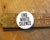 End White Silence Anti-Racism Unity Protest Peace