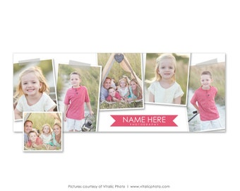 Facebook Timeline Cover, Facebook Banner, Facebook Cover Photo, Photography Marketing, Photoshop Template, Facebook Template, Facebook