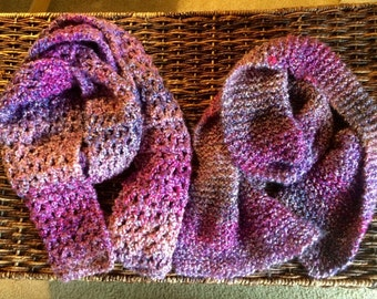 Mixed Berries Scarf