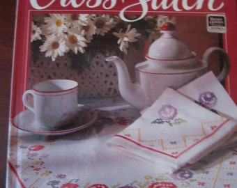 Better Home and Gardens The Pleasures of Cross Stitch