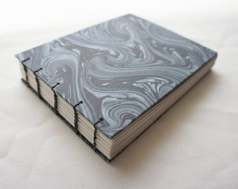 Handcrafted, One-of-a-kind blank book (Coptic binding)