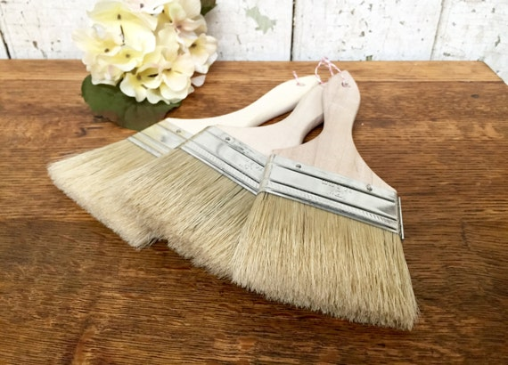 Chip Brush - Flat Paint Brush - Furniture Painting - Painting Wood Furniture - 2 inch Paint Brush - 3 inch Paint Brush