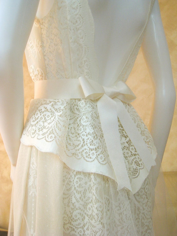 Boho Wedding Dress Nottingham : Sale exclusive cream lace wedding dress bridal made