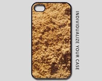 Beach iPhone Case, Sand iPhone Case, Beach Samsung Galaxy Case, iPhone 6, iPhone 5, iPhone 4, Galaxy S4, Galaxy S5, Galaxy S6 Protective