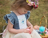 Sophie ADD ON dress PDF Pattern instant download sizes 1/2 to 14