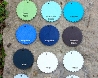Paint Colors Available