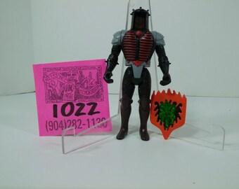 1987 Tonka SuperNaturals-BurnHeart action figure