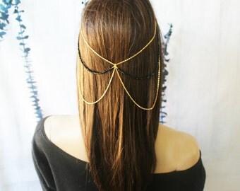 Hair Chain, Hair Accessories Hair Jewelry
