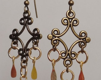 Lagertha's Viking Style Fancy Cross - #179  vk
