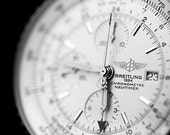 Breitling navitimer Canvas wall art/oversized art/ black andwhite photography/ Office and dorm Decor/Wall Decor/ mens watch