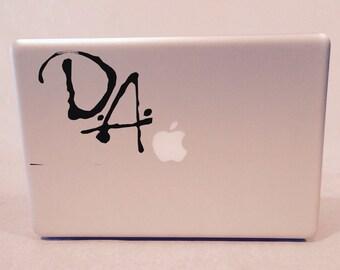 D.A. (Dumbledore's Army) Vinyl Decal