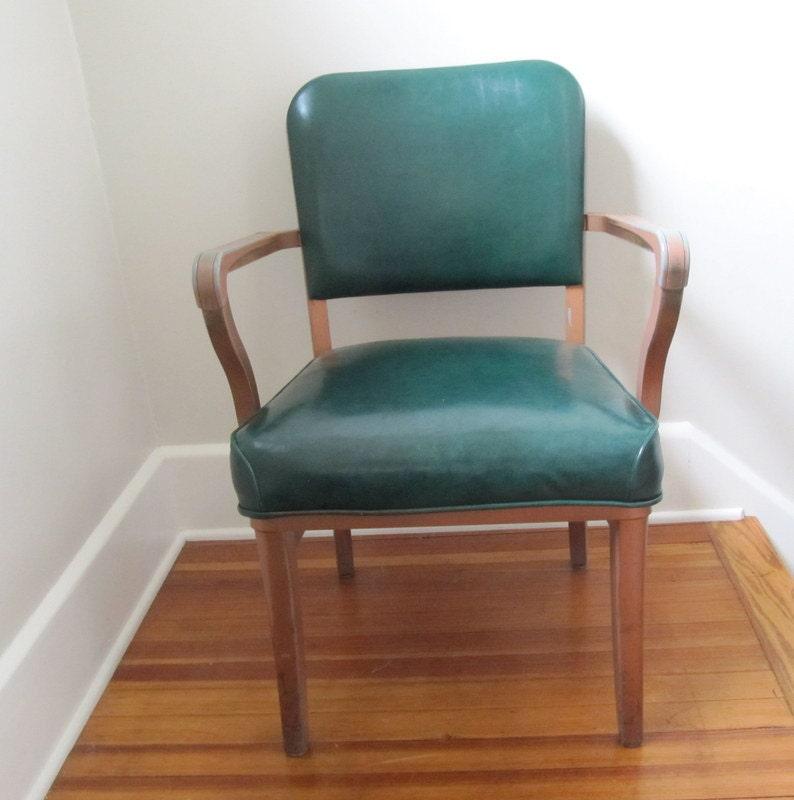 steelcase office chair mid century modern
