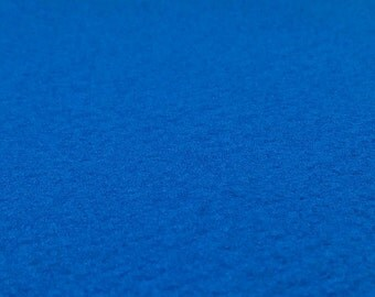 Brilliant Blue Felt Sheets - 6 pcs - Rainbow Classic Eco Fi Craft Felt Supplies