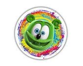 Gummibär (The Gummy Bear) Round Face Sticker