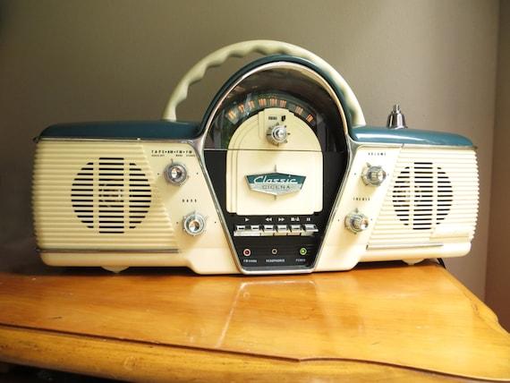 Geloso vanguard 541 in addition 541704 01 additionally Transformer Une Radio Vintage En Enceinte Bluetooth also Sony NWZ S545BLK 16GB S Series Walkman likewise Murphy melina rd48. on old radio portable