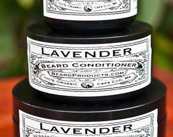 Lavender Beard Conditioner