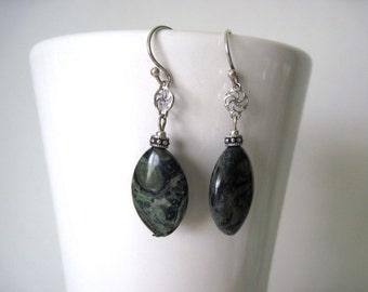 Kambaba  earrings