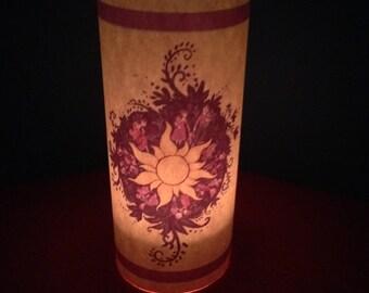 Tangled Rapunzel  Lantern Centerpieces