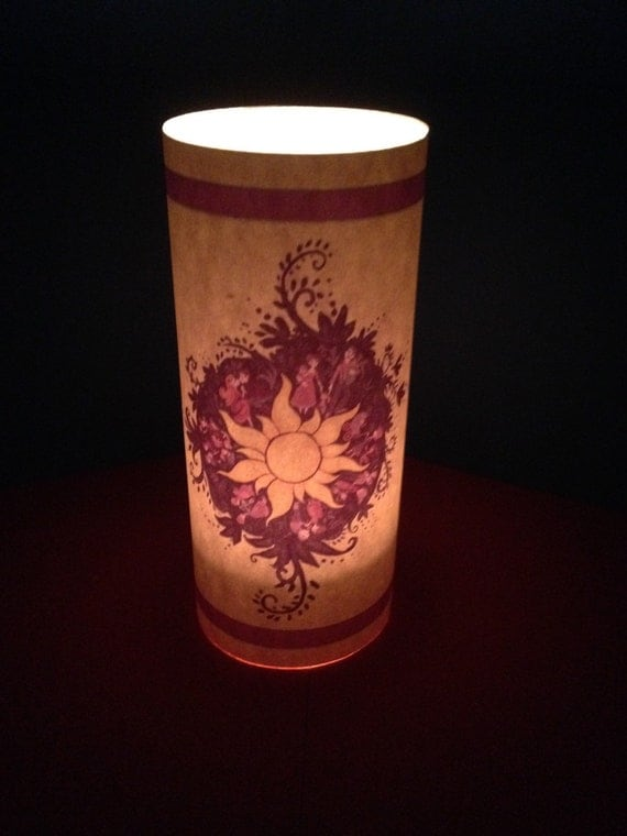 Items similar to tangled rapunzel lantern centerpieces on etsy