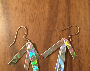Credit/Gift Card Earrings
