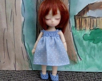 Cute Dress for AI BJD