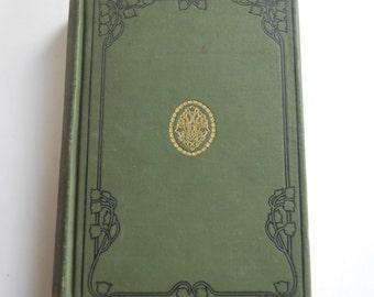 Vintage Poetry Book, Lucile A Poem