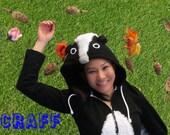 Scraff The Skunk Hoodie