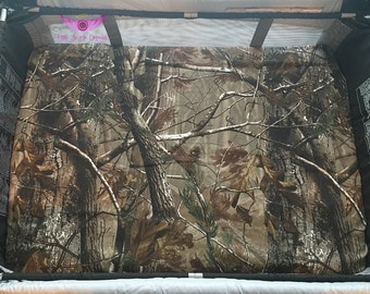 Realtree Camo Fitted Sheet for Standard Pack N Play - Playpen