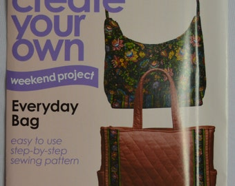 Simplicity Create Your Own Everyday Bag