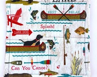 Can You Canoe? - Pot Holder Set (Set of 2)