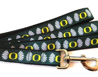 University of Oregon Ducks Pet Leash