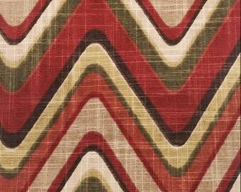 Home decor fabric A8575 Cayenne