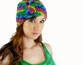 Bad Hair Day Hat/Beanie/Skullie/Chemo Cap - 100% Cotton