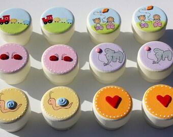 Train Nursery, Dresser Knobs Kids, Drawer Pulls and Knobs, Nursery Knobs, Hand Painted Knobs, Custom Knobs, New Born Gifts-SET of 12 knobs
