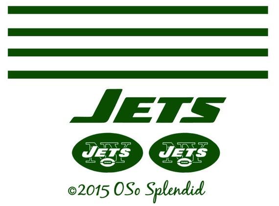 New York Jets Green Oversize Logo Iphone 5 Hard Case