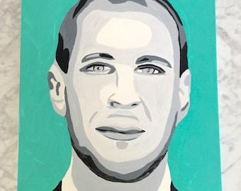 Custom Pop Art Portrait