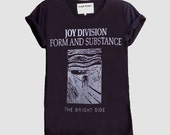 Joy Division Form and Substance T-shirt S
