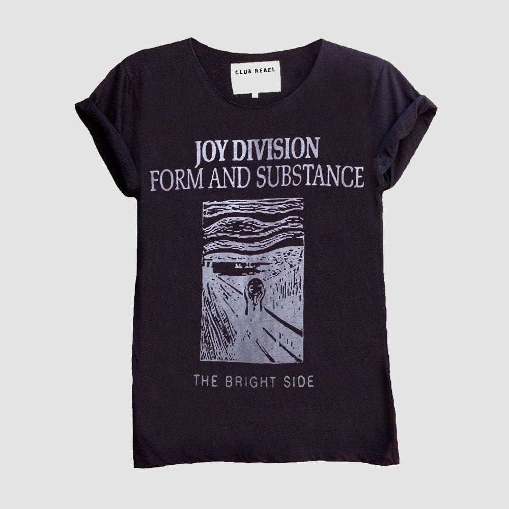 Division Shirt Shirts Joy Division Form