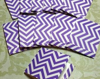 12 Decorative Matchbook note pads.   #U-105
