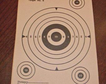 Vintage Sears Roebuck J. C. Higgins Targets