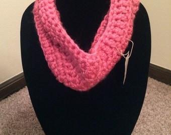 Hot Pink Neck Warmer