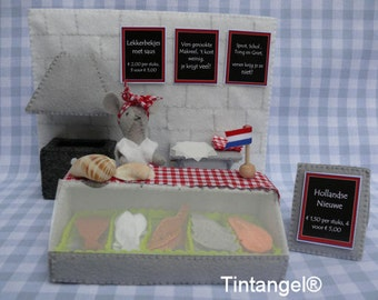 The Fish shop - DIY kit